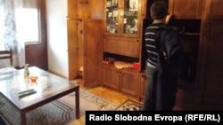 Љупчо Дранговски од Битола, чиј татко бил ограбен.