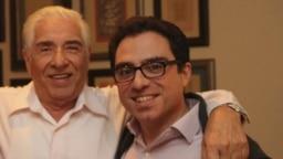 سیامک نمازی مهرماه سال ۱۳۹۴ بازداشت شد و پدرش، باقر نمازی، نیز که برای کمک به آزادی او به ایران رفته بود، یک سال بعد دستگیر شد.