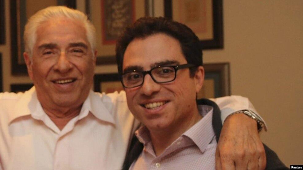 Image result for بابک نمازی: اتهام جاسوسی برای پدر و برادرم غلط است