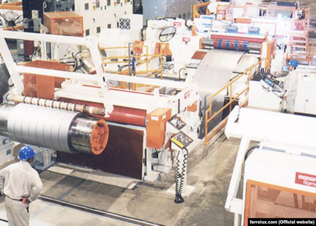 Завод Detroit Cold Rolling Facility був проданий компанії Ferragon Steel Rolling