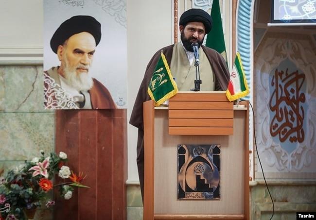 سیدناصرالدین نوریزاده، رئیس مرکز رسیدگی به امور مساجد