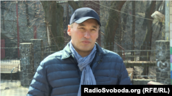 Василь Шевченко, колишній перший заступник міністра інфраструктури України