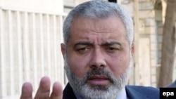 اسماعيل هنيه، رييس دولت حماس در نوار غزه