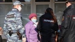 Штрафы и тюрьма. Как крымчан заставляют остаться дома | Крымский вечер
