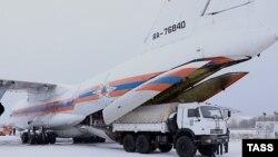 Самолет Ил-76. Иллюстративное фото.