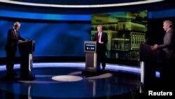 Predsednička debata, 16. maj 2012.