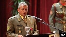 Мирослав Стоајновски - бивш началник на Генералштабот на АРМ