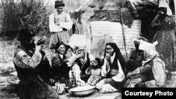 Жүз жыл мурдагы кыргыздар