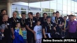 Dobrodošlica na Aerodromu Sarajevo