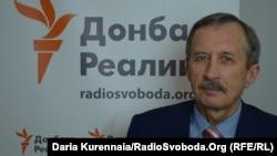 Віталій Щербак, доктор історичних наук