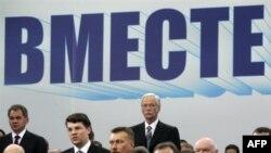 """Борис Грызлов (под буквой """"с"""") с готовностью уступит пост лидера партии ее настоящему создателю"""