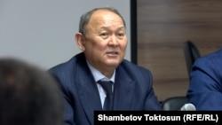 Эмилбек Абдыкадыров.