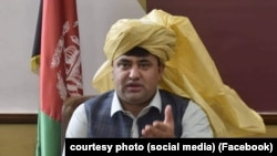 محمد میرزا کتوازی نایب اول ولسی جرگه افغانستان