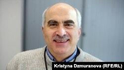 Директор грузинской редакции Радио Свобода, спортивный обозреватель Давид Какабадзе