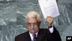 Палестинскиот лидер Махмуд Абас во септември побара членство во ОН.