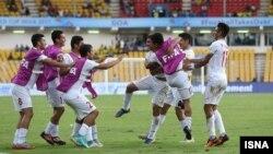 ایران در سه بازی این دوره رقابتها ۱۰ گل به ثمر رساند و فقط یک بار دروازهاش باز شد