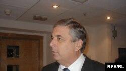 Государственный секретарь союзного государства России и Беларуси Павел Бородин