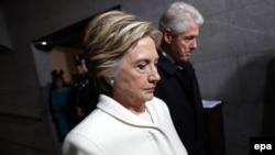 Hilari i Bil Knlinton