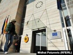 Sjedište delegacije Evropske komisije u Sarajevu - ilustracija