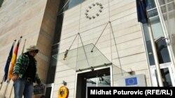 Sjedište delegacije EK u Sarajevu - ilustracija