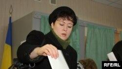 На выборах президента Украины