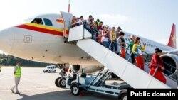 Беренче рейс белән килгән Кытай туристлары