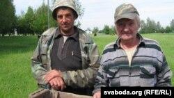 Сяргей Цімашчук і Рыгор Ліпаў