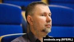Ігар Бабкоў на цырымоніі ўручэньня прэміі Гедройця 2014