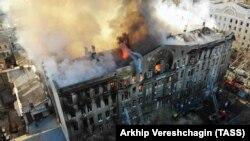 Внаслідок пожежі, що спалахнула 4 грудня, загинули 12 людей, четверо вважають зниклими, 31 людина постраждала, будівля коледжу зруйнована вогнем