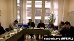 Беларускія арганізацыі сабраліся ў Празе