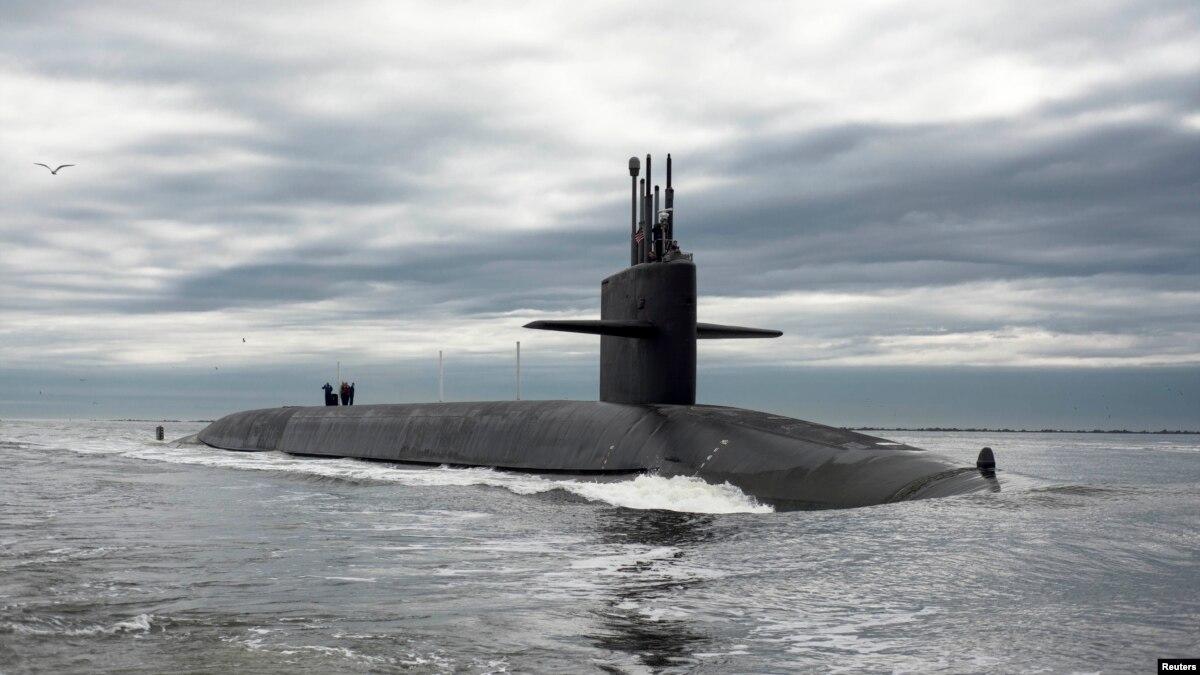 США размещают на субмаринах новые ядерные ракеты для сдерживания России