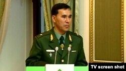 Türkmenistanyň milli howpsuzlyk ministri Ýaýlym Berdiýew