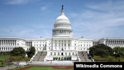 Здание конгресса США.