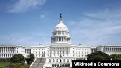 Будівля Капітолію в Вашингтоні, де працює Конгрес США