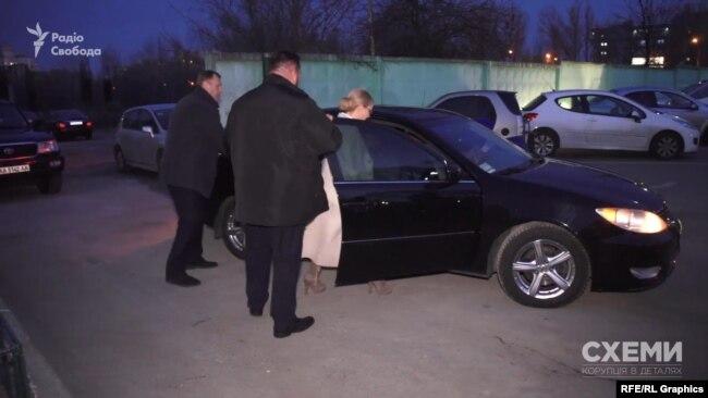 Тимошенко ухилилася від прямої відповіді на питання, на який канал вона їде далі