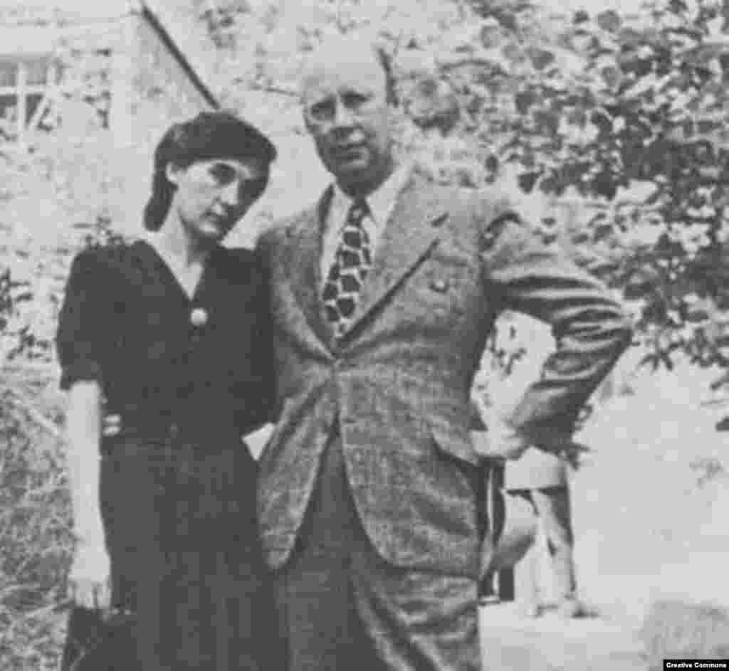 "Prokofiev was evacuated from Moscow in 1941, leaving his wife and children behind, and spent the war in the Caucasus, where he began a relationship with the writer Mira Mendelson. She would collaborate with him on the libretto to his opera ""War and Peace,"" based on the novel by Leo Tolstoy."