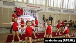 Стэнд газэты «Спортивная панорама»