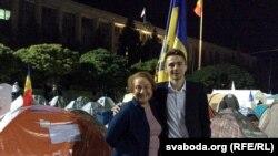 Людміла і Андрэй, Кішынёў