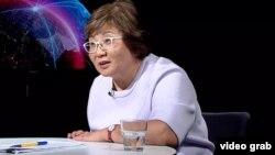Бывший президент Кыргызстана Роза Отунбаева.