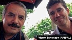 Victor Eskenasy și Sergiu Musteață