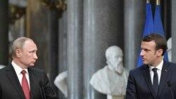 Грани Времени. Франция сдалась Макрону? А Путин?