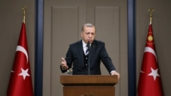 Erdoganyň Trampa Siriýa, Gülen, Eýran meselelerinde basyş etmegine garaşylýar