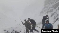 В горах Цунтинского района Дагестана погиб охотник