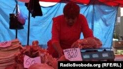 Сімферопольський ринок окупованого Криму