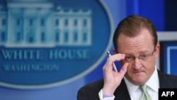"White House Spokesman Robert Gibbs said it was ""pretty clear"" Iran was backing out of a deal to send low-enriched uranium abroad for processing."