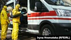 Єдиний наразі лабораторно підтверджений випадок COVID-19 в Україні був виявлений у Чернівцях 3 березня
