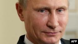 Президент Росії Володимир Путін, 3 вересня 2013 року