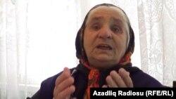 Низган Фаталиева, мать погибшего