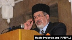 Лідер фракції Курултаю Рефат Чубаров
