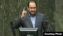 Reformist politician Jalil Rahimi Jahanabadi's remarks appeared to contradict the official line on Iran's foreign policy set by Supreme Leader Ayatollah Ali Khamenei.